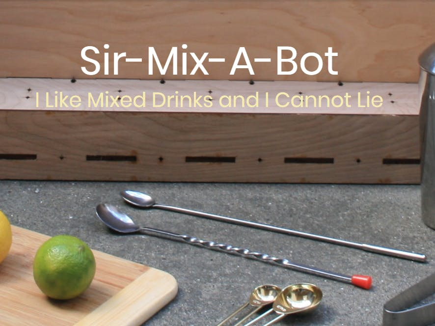 Mix-A-Bot Bar Kit