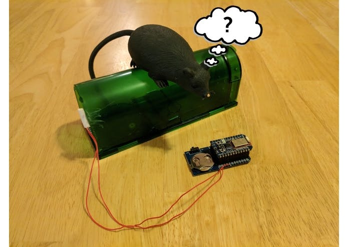 IoTrap: The Better Mousetrap