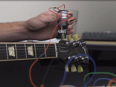 Arduino-Based Automatic Guitar Tuner