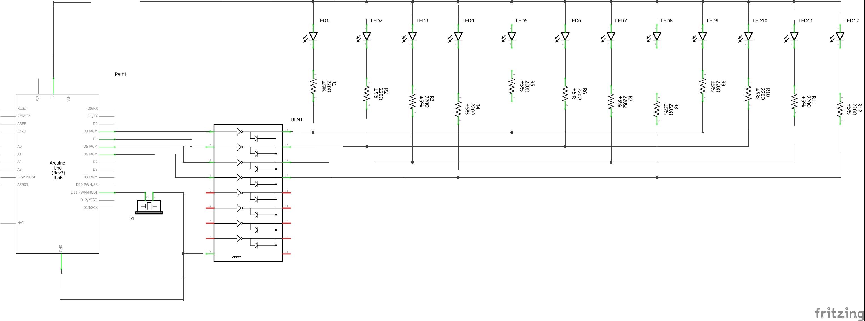Musical fairy lights hackster schematics schematics of the fairy lights circuit cheapraybanclubmaster Choice Image