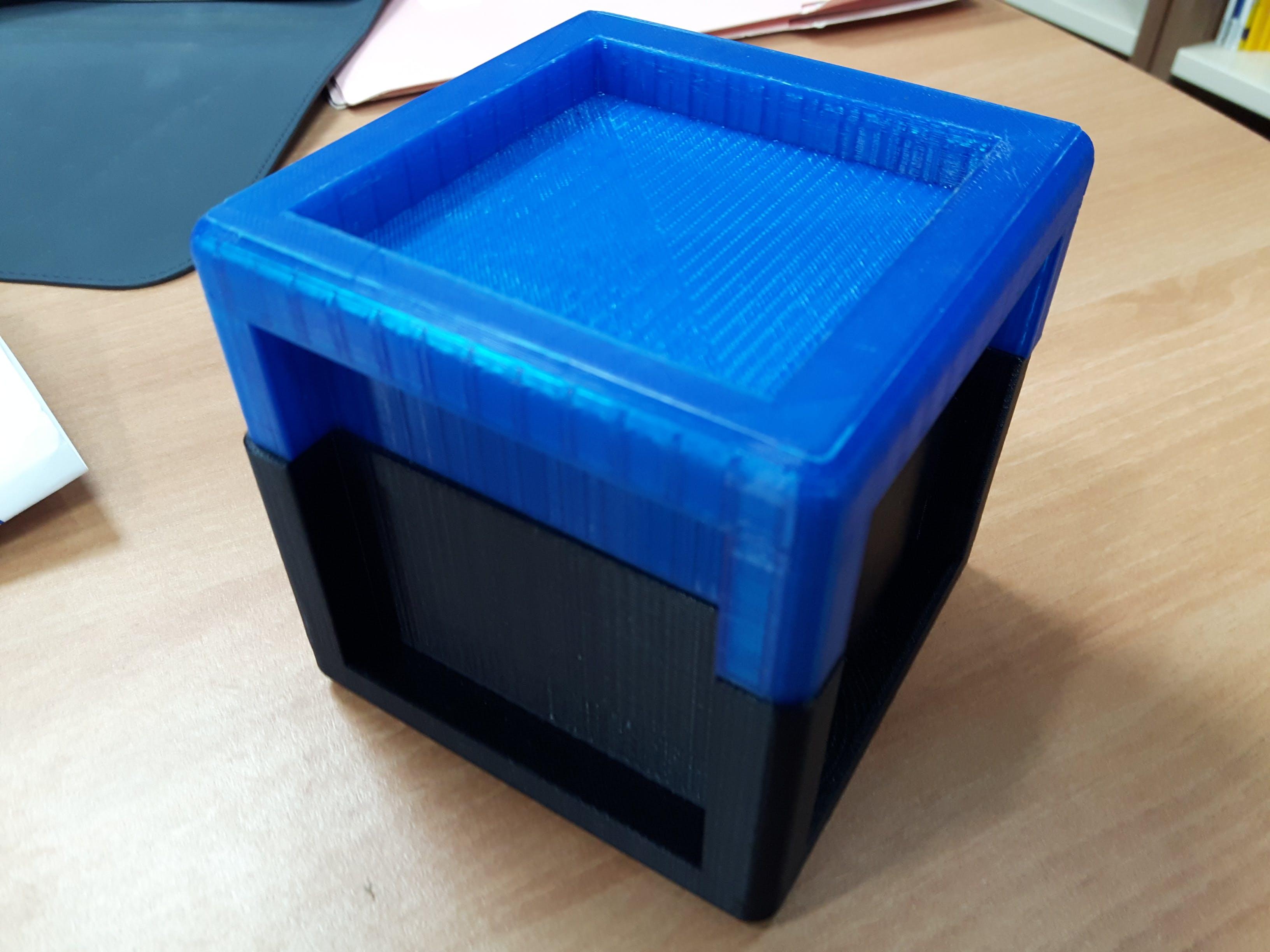 First Cubecon Design