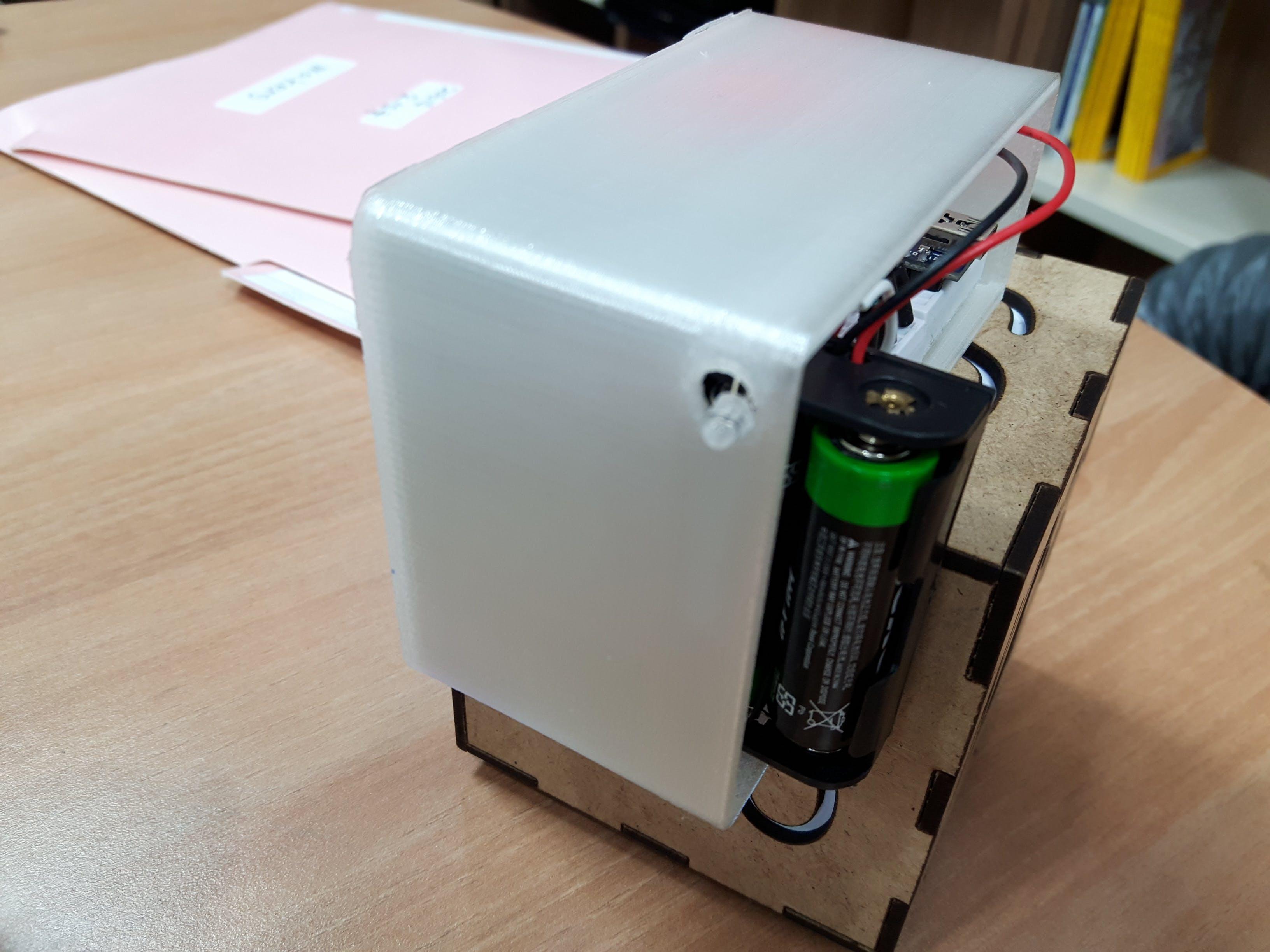 Frist Signal converter Design