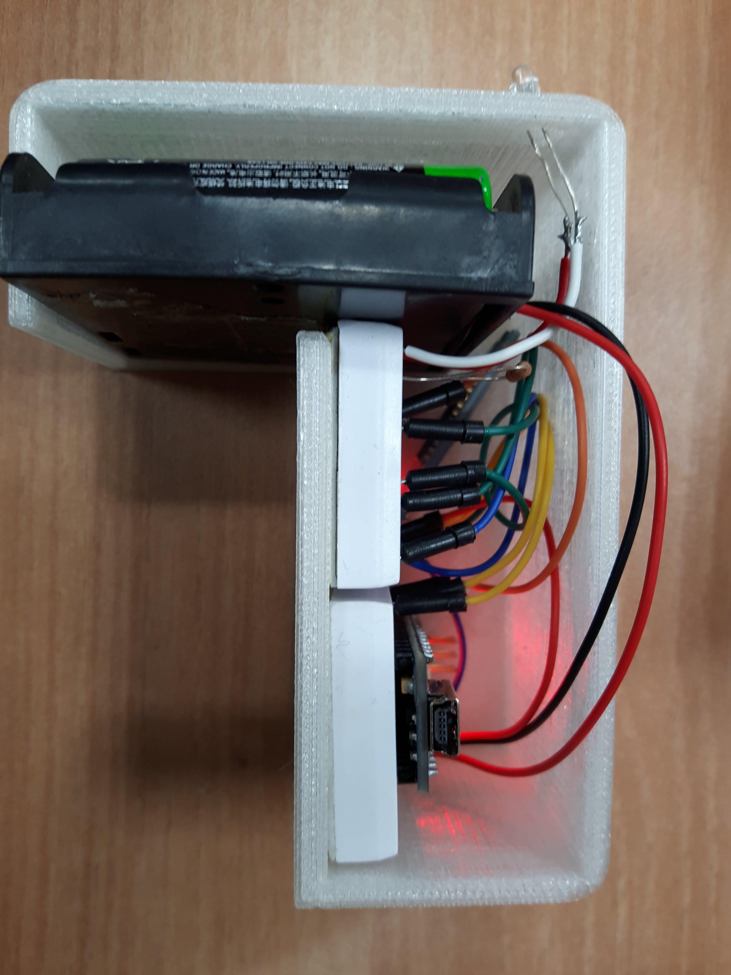 Inside the Signal converter