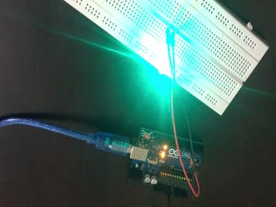 LED Blinking Arduino Project