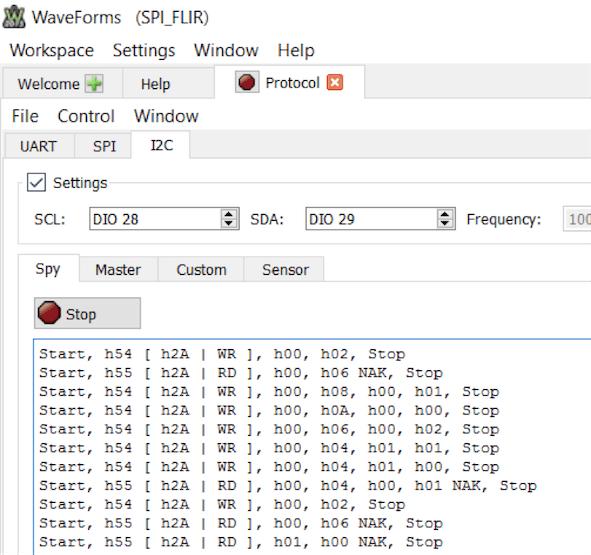 Debugging a Thermal Imaging Application - Hackster io