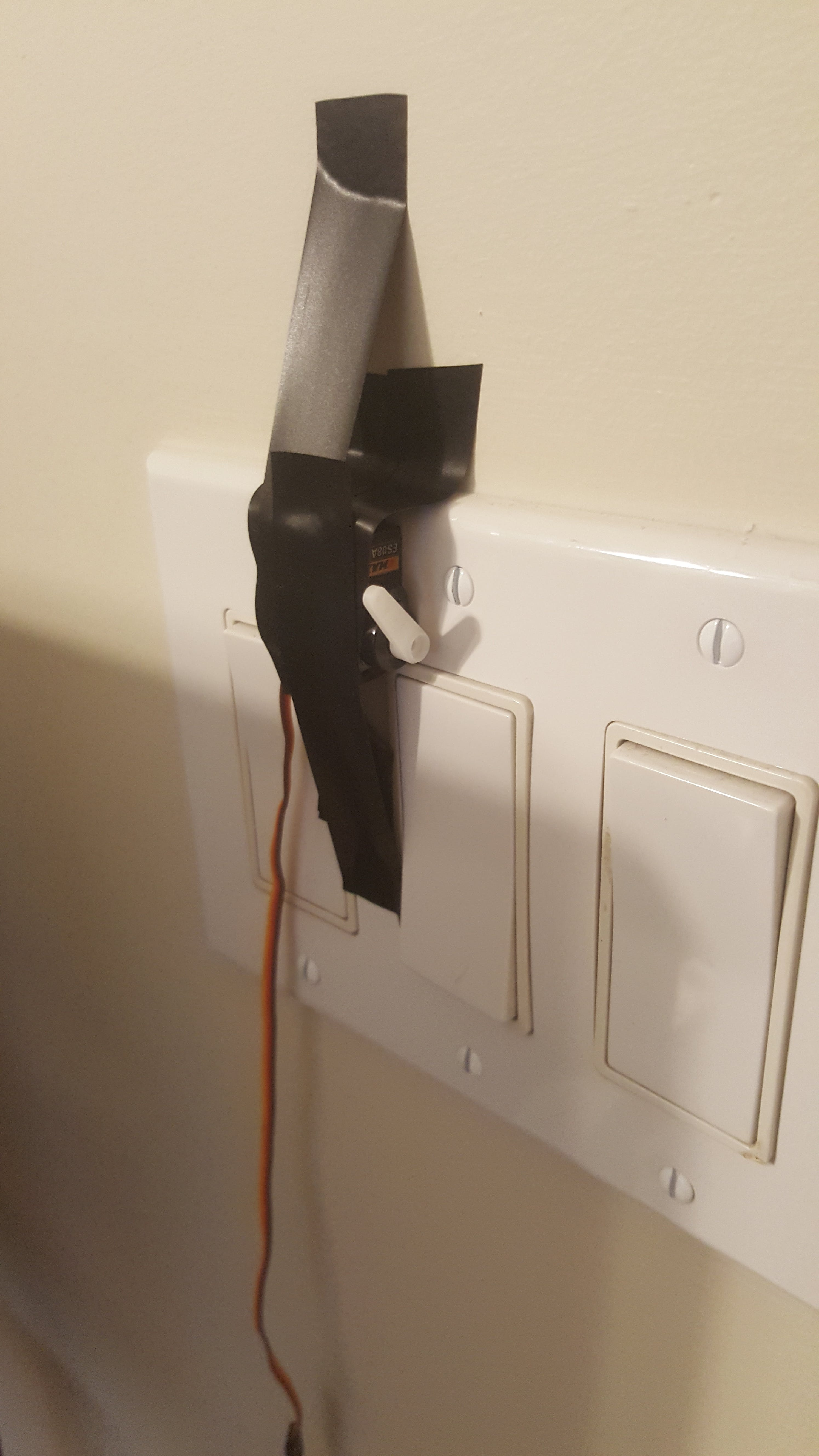 Light Switch Mechanism