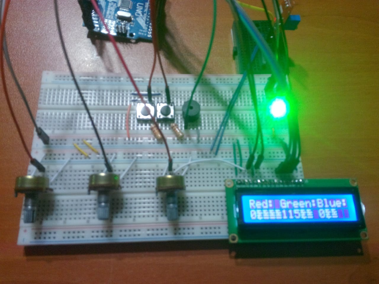 The Magnetic Field And Rgb Tester Polarity Switch Element14