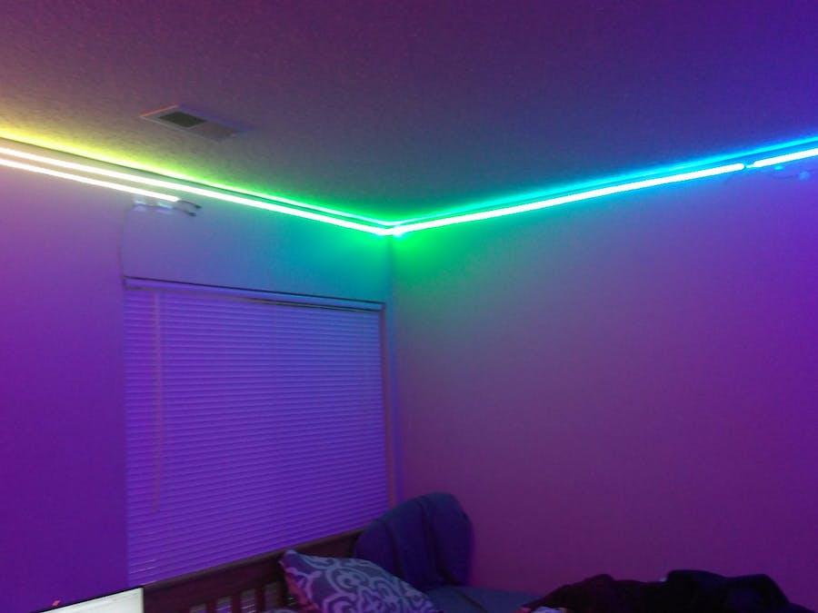 Room Lights Hackster Io
