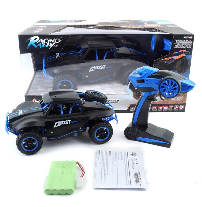RC Car as it came