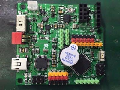 Otto DIY & DIY+ PCB