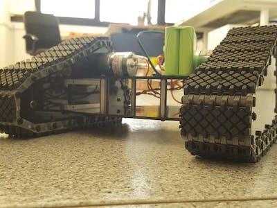 Tutorial – How to control motor with The Tactigon – Part I
