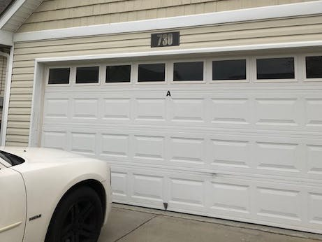 Garage opener - notifer
