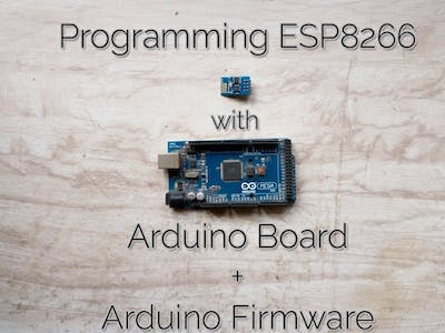 Most easiest & simple way to program ESP8266 01 Module