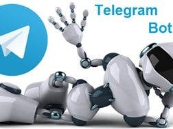 Telegrambot on raspberry's with mp3 api in python