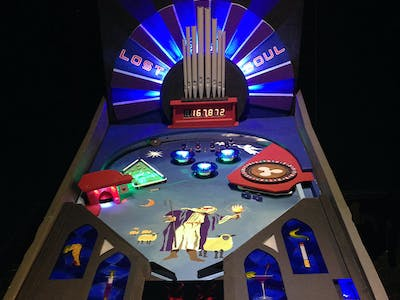 Build a Pinball Machine