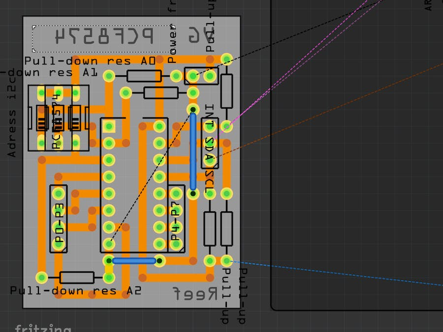 Milling PCB with CNC router (easy way) (2 - Project) - Hackster.io