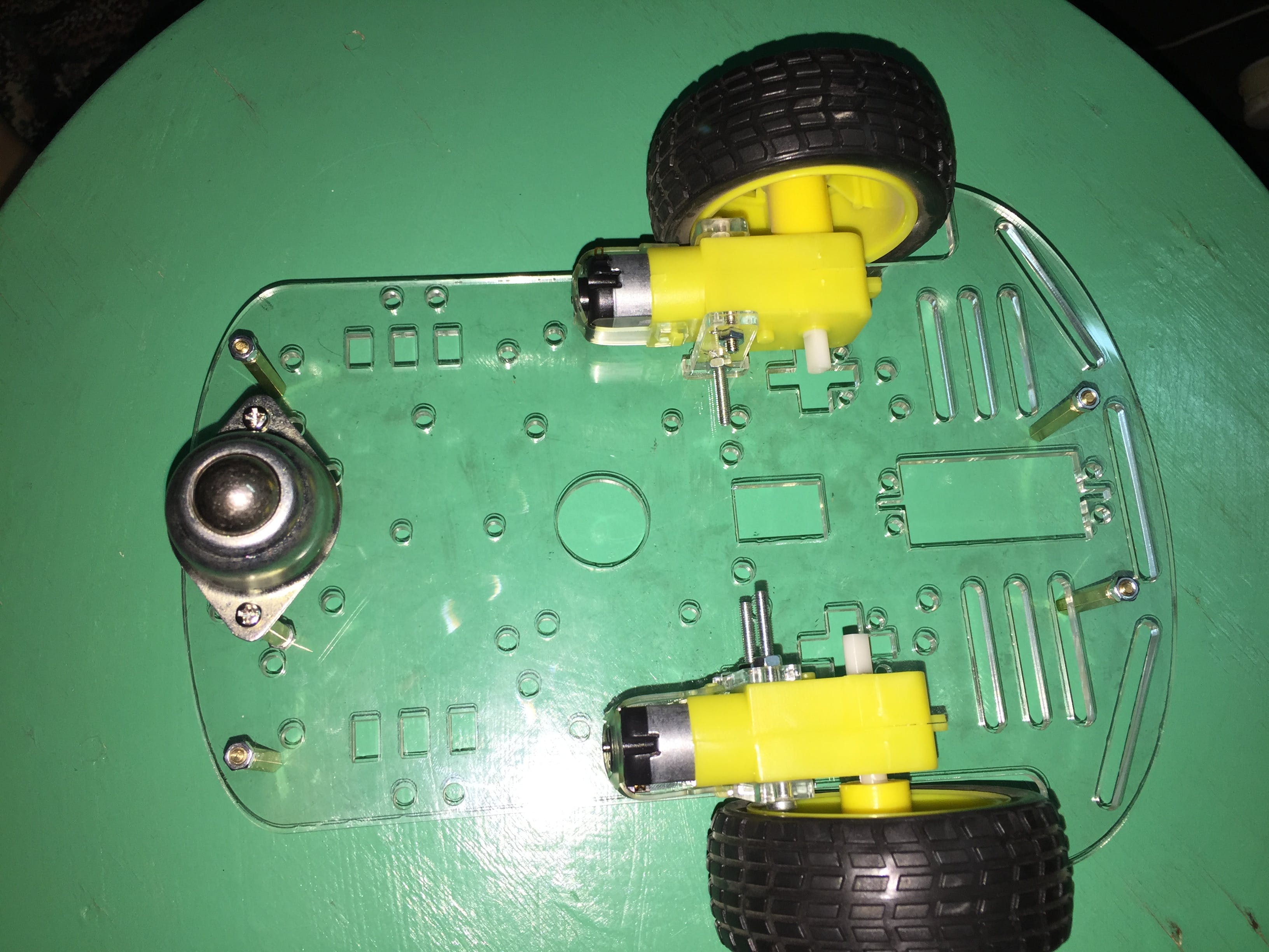 2WD Chassis Car Kit
