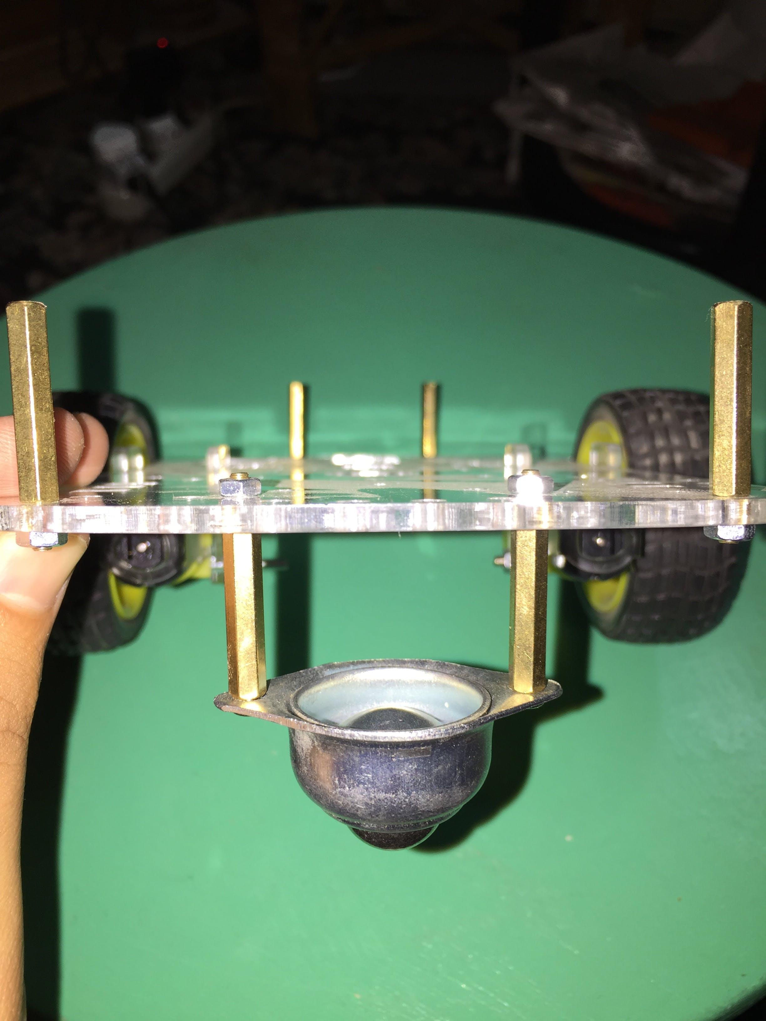 The Free Wheel