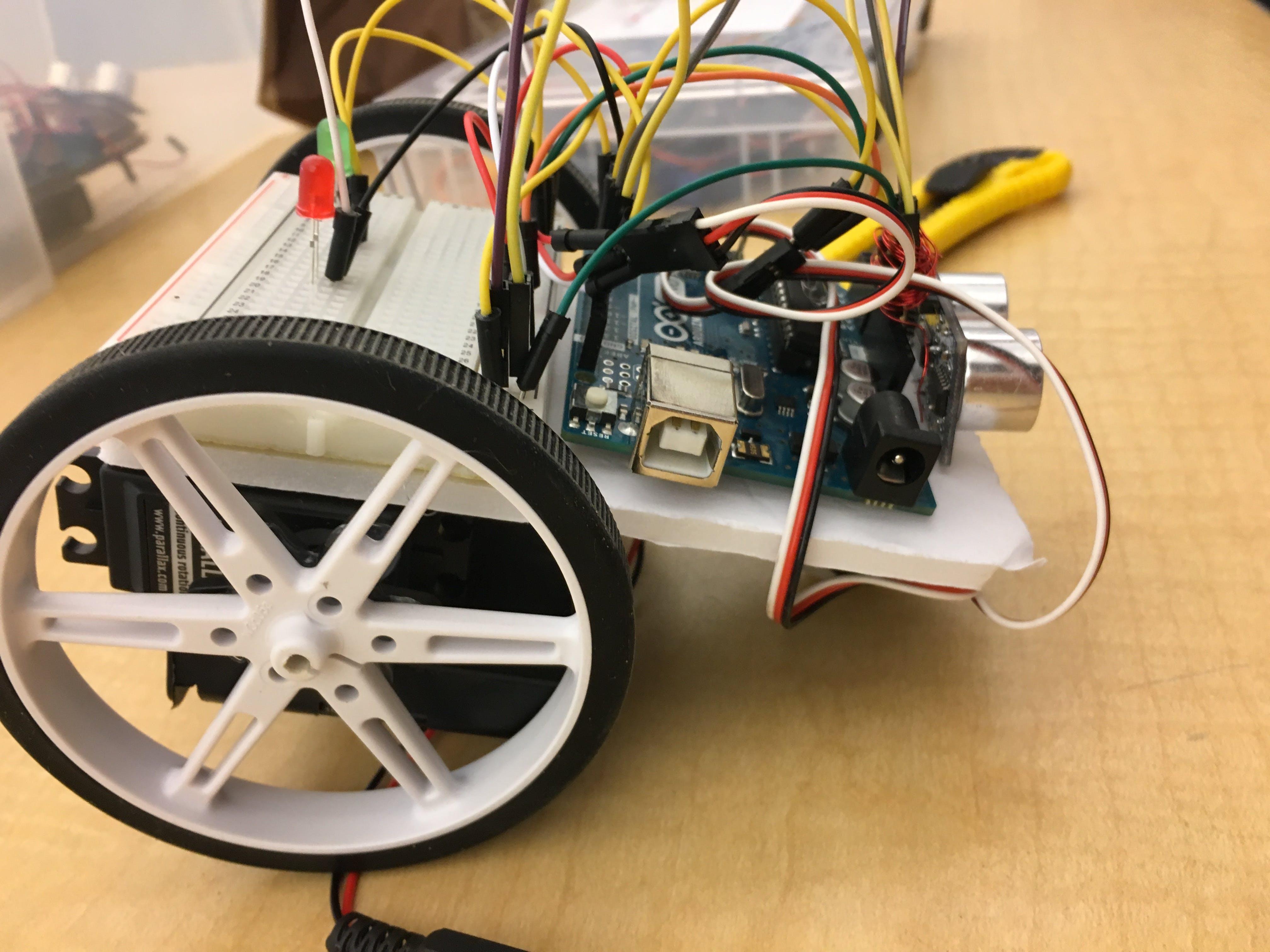 Arduino Autonomous Car