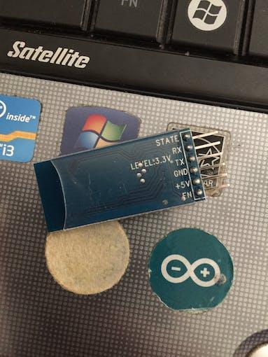 bluetooth module pins