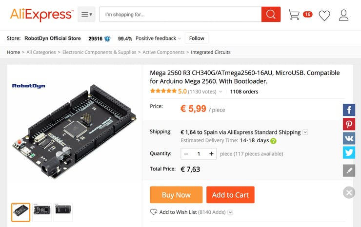 https://www.aliexpress.com/item/Mega-2560-CH340G-ATmega2560-16AU-Compatible-for-Arduino-Mega-2560/32517341214.html?spm=a2g0s.9042311.0.0.qALrC8