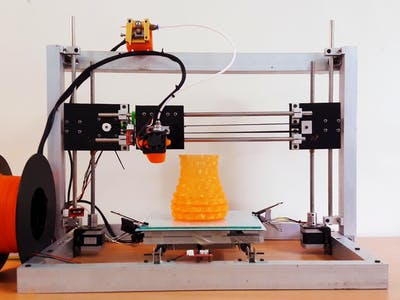 Arduino 3D Printer - Homemade