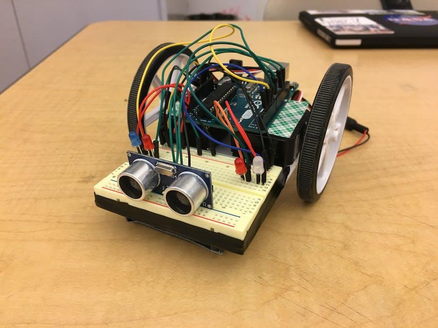 Autonomous Car - Arduino Project Hub