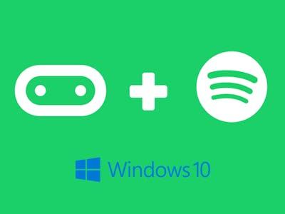 Microbit + Spotify (Windows)