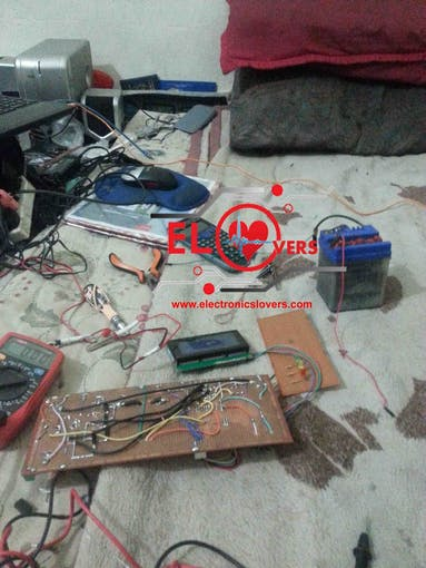 Home Made Arduino Based MPPT Charge Controller - Arduino ...