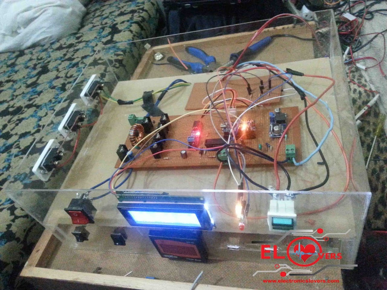 Home Made Arduino Based Mppt Charge Controller The Circuit Board A5 Notebook Is A Must Have For Lovers Of Technology