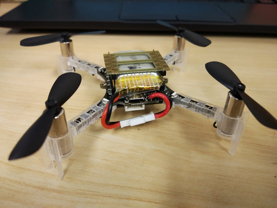Beginner's Guide to Autonomous Quadcopters