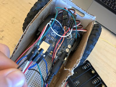 Arduino Autonomous Car!