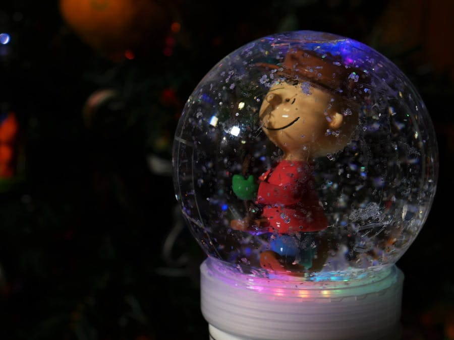 Light-Up & Musical Snow Globe - Hackster.io