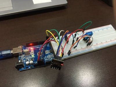 Temperature Streaming with Arduino + Big Data Tools
