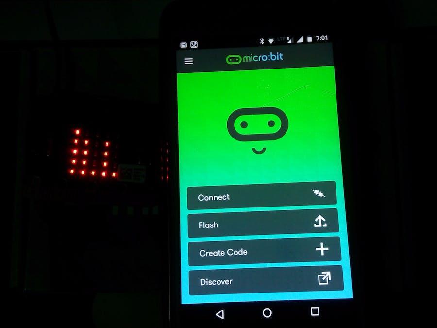 Micro:bit Selfie Remote