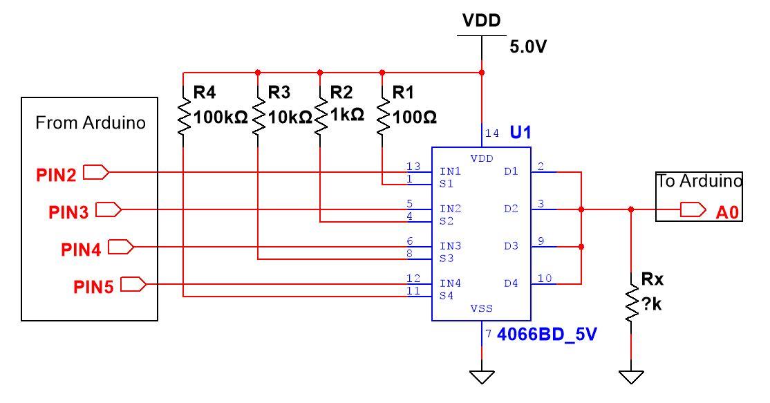 Arduino Ohm Meter - Hackster io