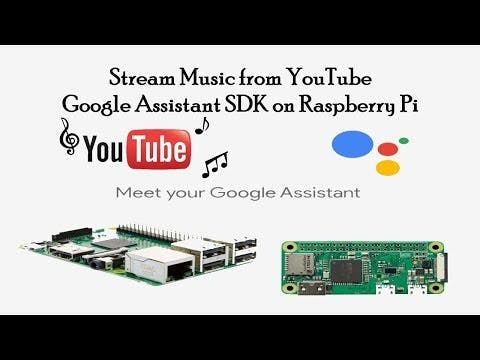 Track Parcels Using Google Assistant SDK on Pi - Hackster io
