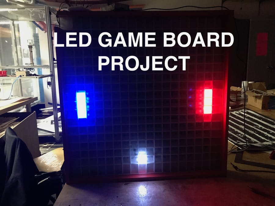 LED Game Board