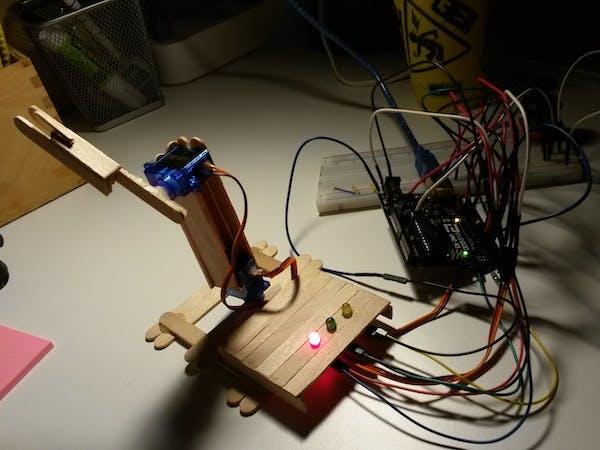 Armbot arduino project hub