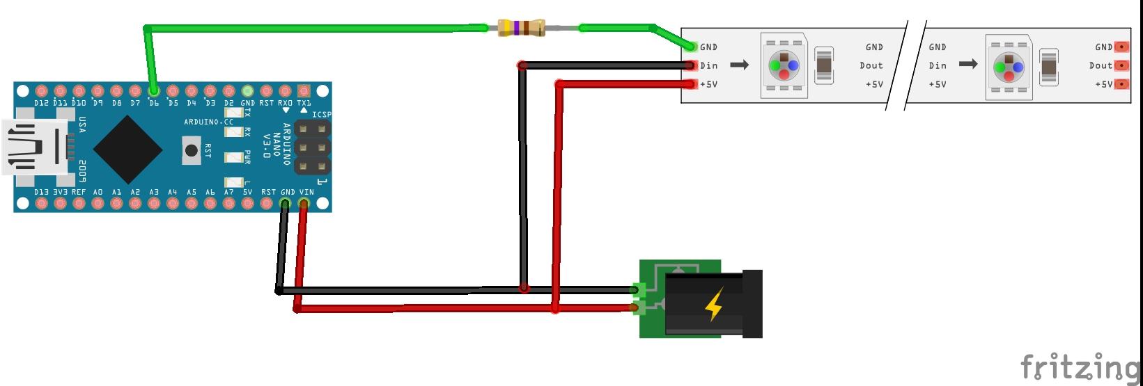 How to Configure NeoPixels Using Vixen Lights and Arduino - Hackster io