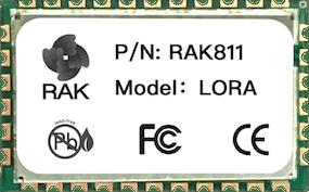 LoRa Module RAK811