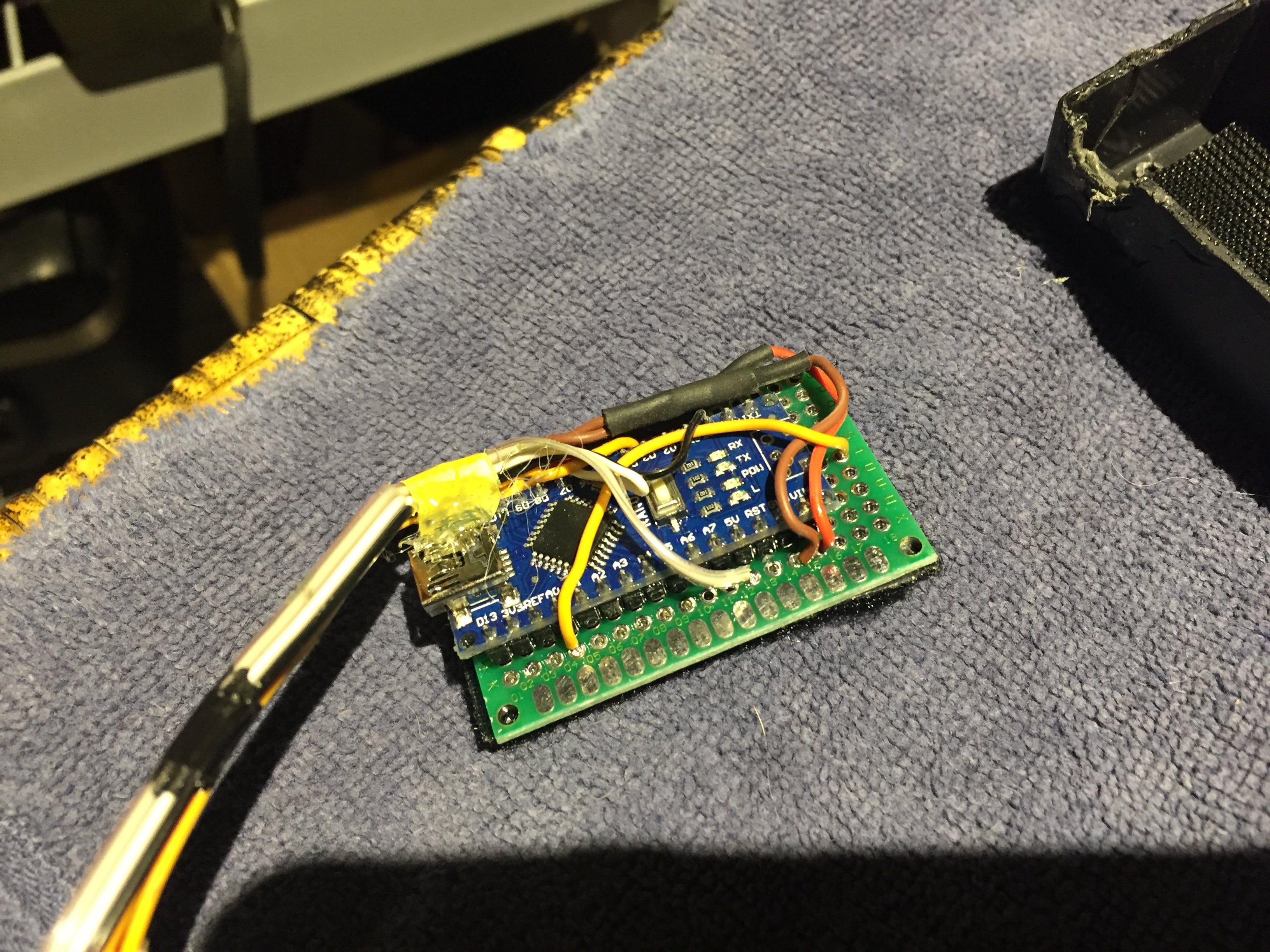 WS2812B RC Light Controller