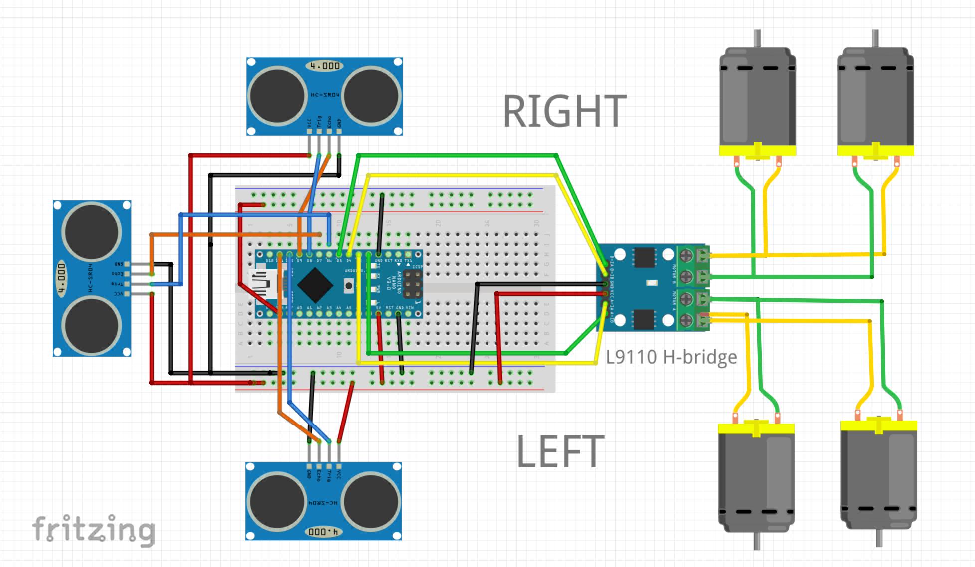 Ultrasonic Transducer Ultrasonic Sensor Control Of