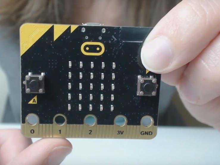 micro:bit pins