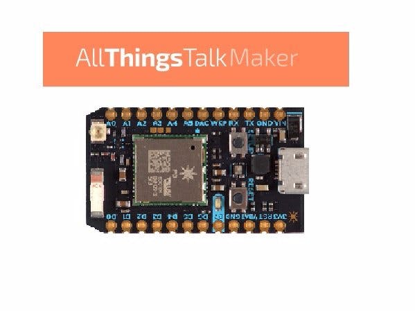 Webhooking Particle Photon to AllThingsTalk