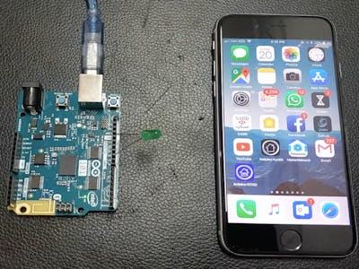 Arduino 101 Controller