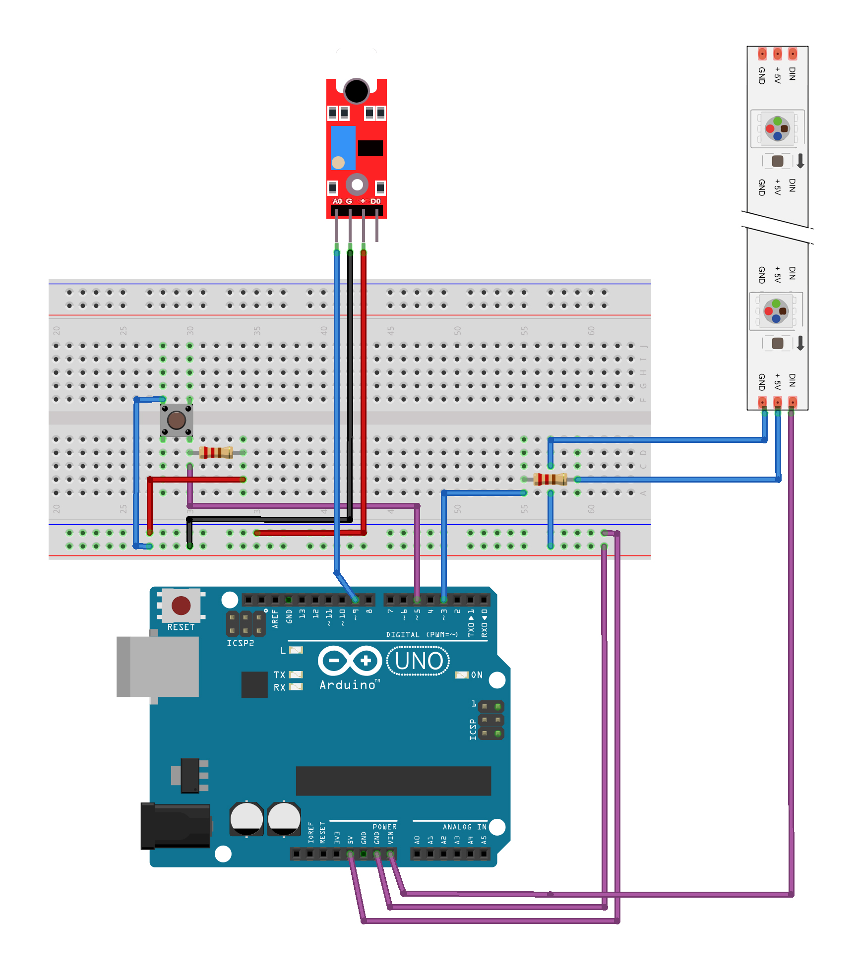 Light Oh Tagged With Clap Switch Circuit Sound Activated Proyecto Arduino Sketch F61rwpprgu