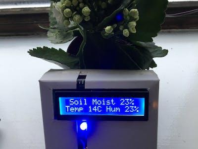 FlowerPot Monitor