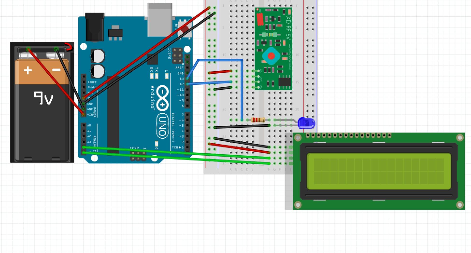 receiver schematics