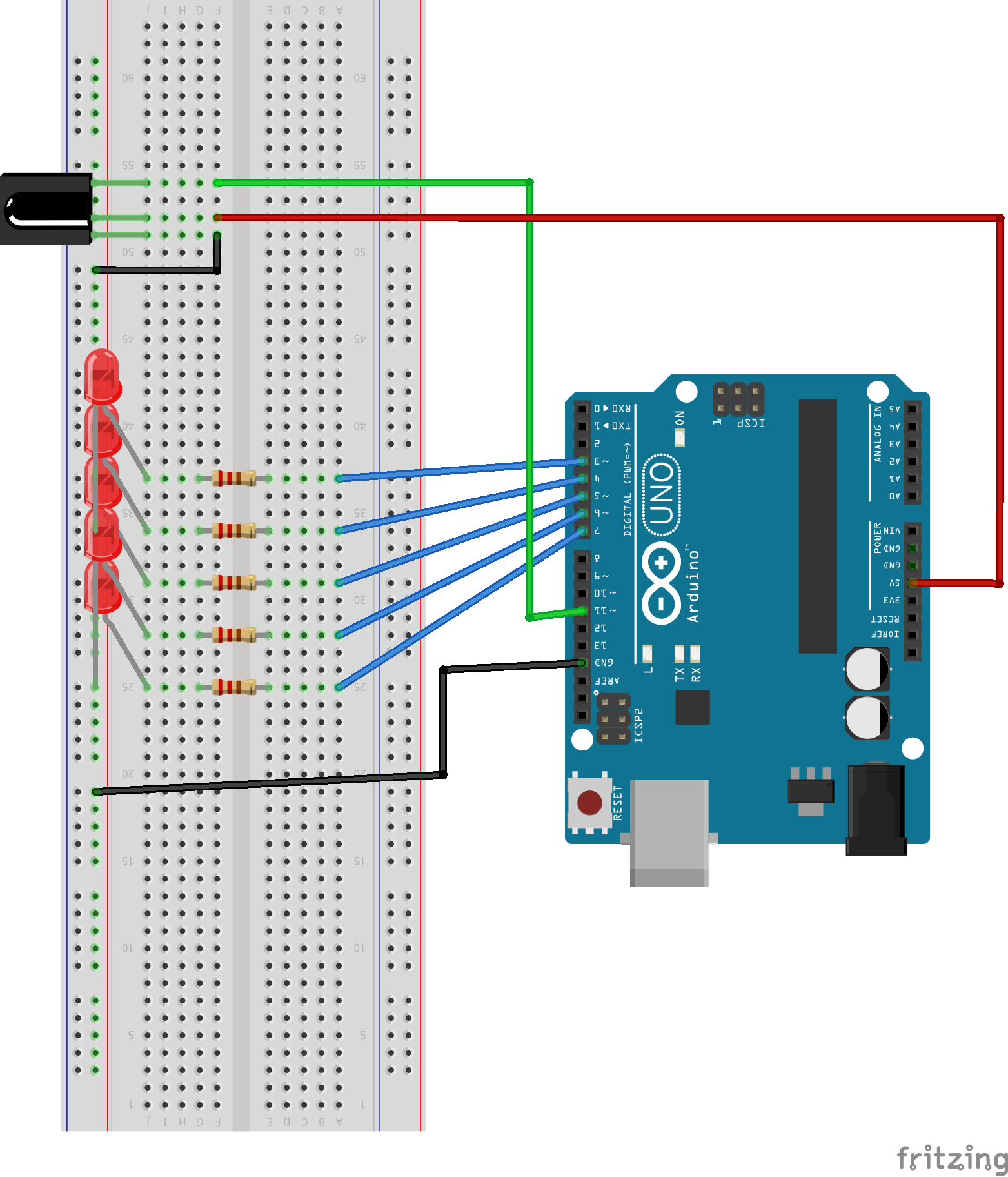 Infrared Controlled Logic Puzzle -- Lights On! - Hackster.io